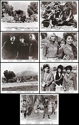 Naked Brigade - Authentic Original Movie Deluxe 10x8 Set Stills Superlatite Of