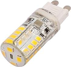X-DREE AC220V 2835 SMD LED Light Bulb Silicone Lamp 36-LED G9 Warm White 360 Degrees Beam Angle (6e07d048-a222-11e9-8d7c-4...