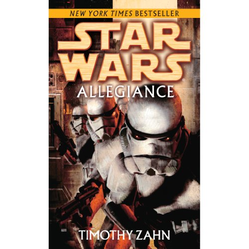 Allegiance: Star Wars Legends                   De :                                                                                                                                 Timothy Zahn                               Lu par :                                                                                                                                 Marc Thompson                      Durée : 12 h et 46 min     1 notation     Global 5,0
