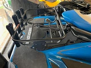 Jetski Fishing Rack 6X Rod Holders -Sea Doo LinQ System