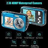 Zoom IMG-1 macchina fotografica subacquea fotocamera digitale
