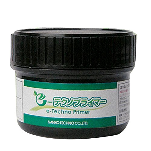 e-テクノプライマー ETP-100 100g プライマー 補修 硬化 SANKO TECHNO カS