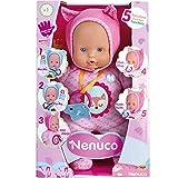 Nenuco Poupon avec 5 Fonctions, Rose (Famosa 700014781), Multicouleur