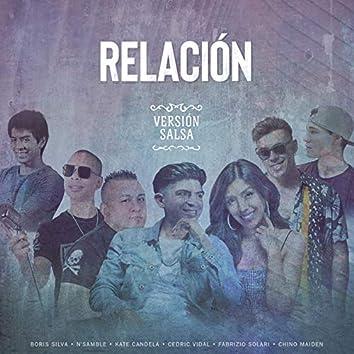Relación (Versión Salsa)