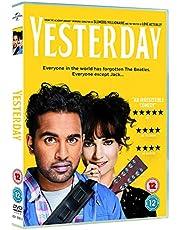 Yesterday (DVD) [2019]