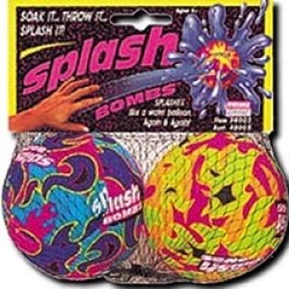 Splash Bomb (Set of 2) by Prime Time [並行輸入品]
