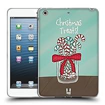 Head Case Designs キャンディー ホリデー・クレイズ ソフトジェルケース Apple iPad mini 1 / 2 / 3