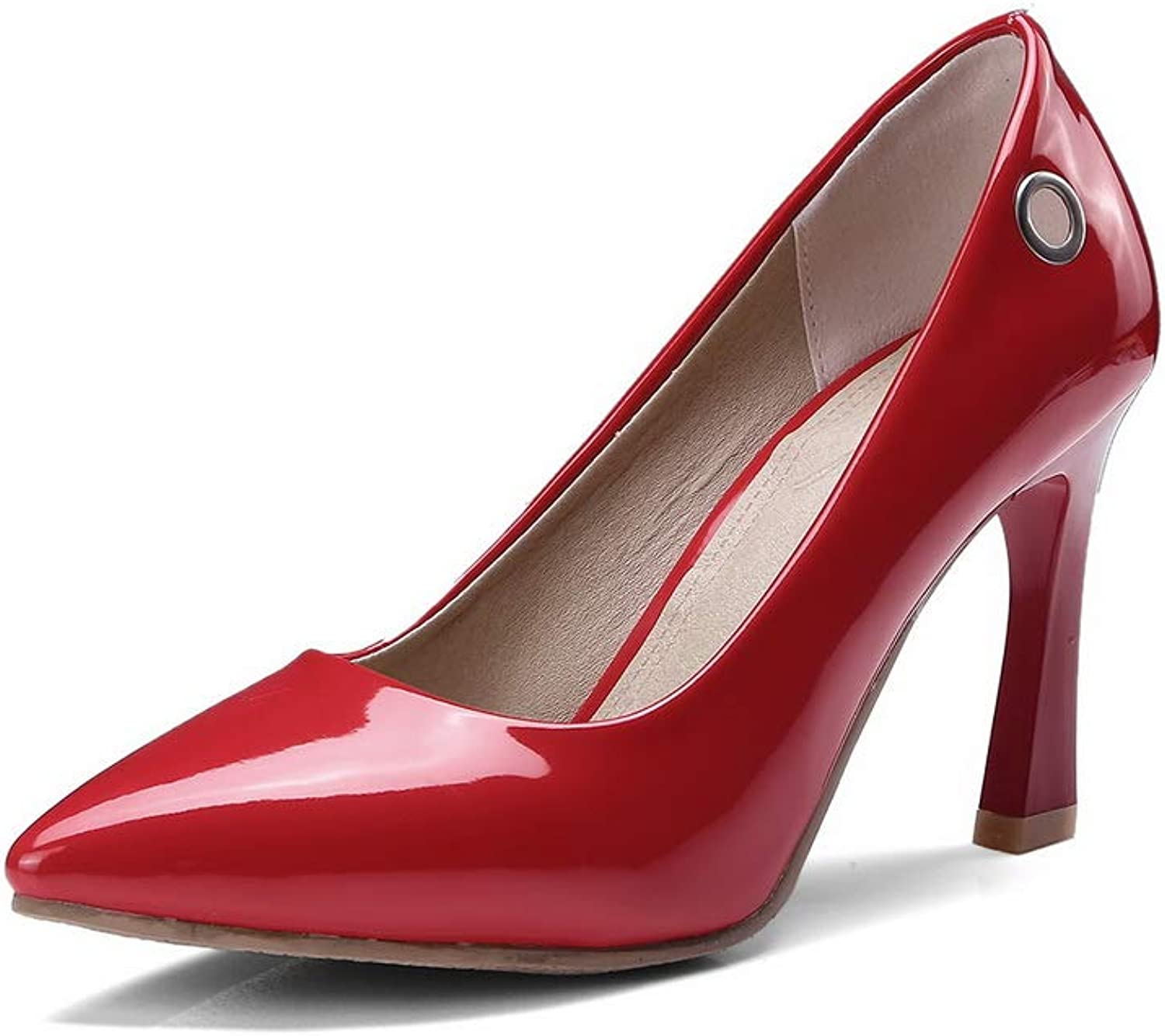 1TO9 Womens Solid Travel Pumps-shoes Urethane Pumps shoes MMS06272