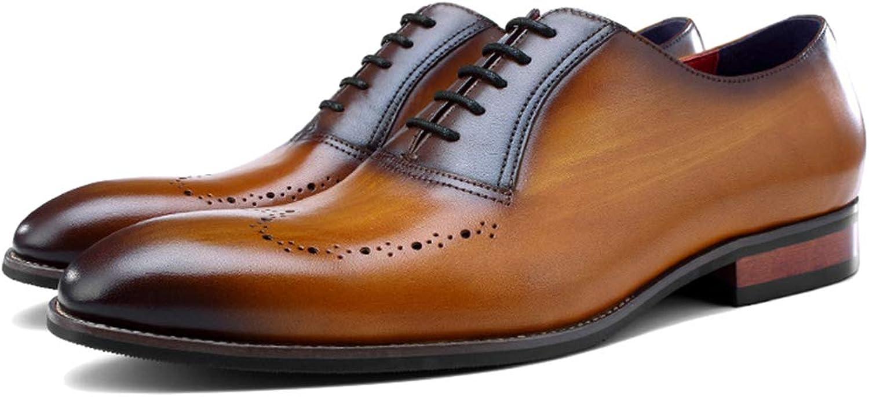 AEMUT AEMUT Herren Business Schuhe Schnürschuhe Smart