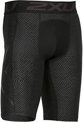2XU Pantalones cortos de compresión para hombre