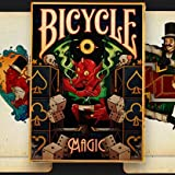 Bicycle Magic Limited Edition Collectible Poker Deck by Prestige Playing Cards