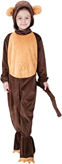 Monkey Costume for Boys & Girls Cosplay