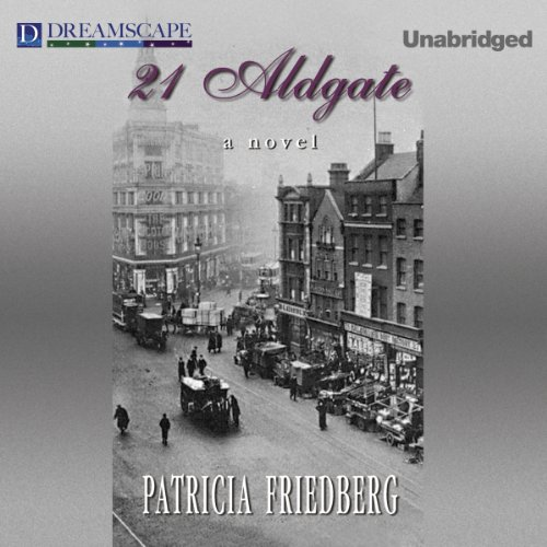 21 Aldgate audiobook cover art