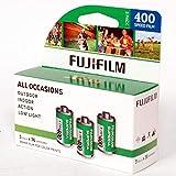 富士フイルム FUJIFILM 35mmネガフィルム SUPERIA X-TRA400-36枚撮り 3本パック 242485