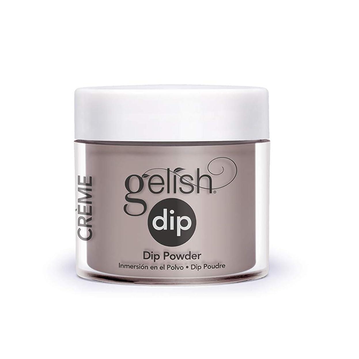 かご二落胆したHarmony Gelish - Acrylic Dip Powder - I Or-chid You Not - 23g / 0.8oz