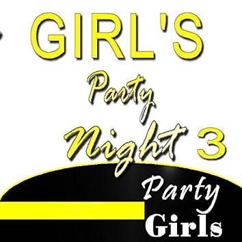 Girl's Party Night, Vol. 3 (Instrumental)