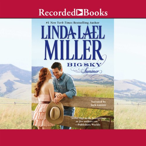 Big Sky Summer audiobook cover art