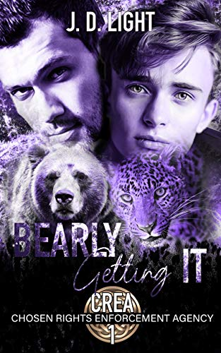 Bearly Getting It: A Friends to Lovers, Shifter, MPreg Possible Love Story (CREA