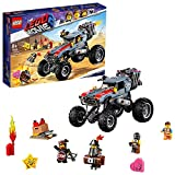 LEGO MOVIE 2 - Le buggy d'évasion d'Emmet et Lucy ! - 70829 - Jeu de construction