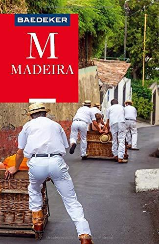 Baedeker Reiseführer Madeira: mit praktischer Karte EASY ZIP
