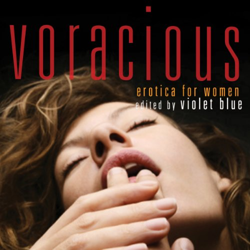 Voracious audiobook cover art