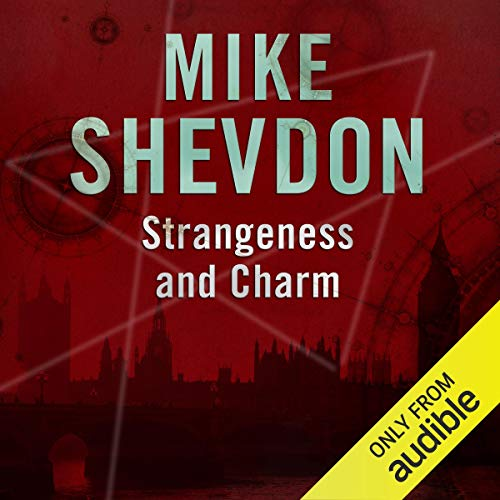 Strangeness and Charm audiobook cover art