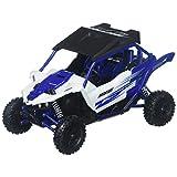 New Ray Toys 1:18 ヤマハ YXZ1000R (ブルー)
