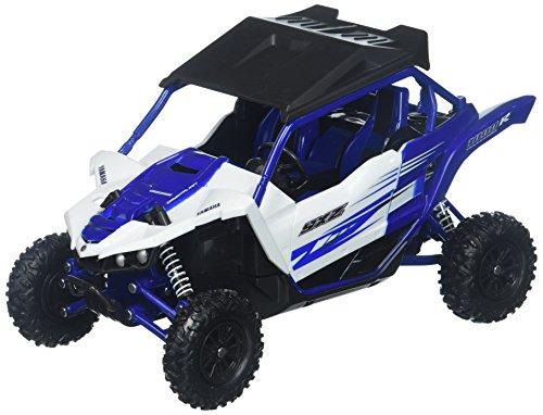 Yamaha YXZ 1000R Triple Cylinder Blue Buggy 1/18 Diecast Model by New Ray