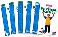 ETA hand2mind、多用途物理学アクティビティブック、グレードレベル1~8。 Grade 4 49324-5 5