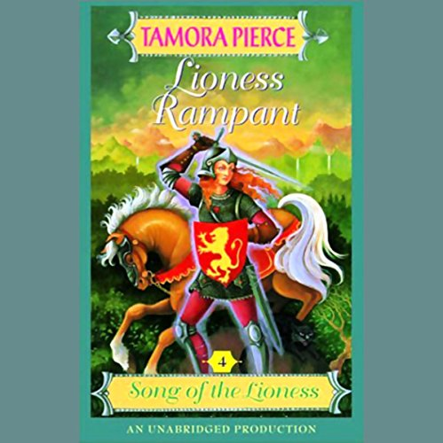 Lioness Rampant audiobook cover art