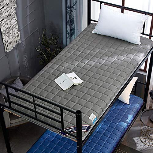 YQ WHJB Sleeping Tatami Floor Mat, Thick Futon Tatami Mattress Foldable Mattress Floor Mat Breathable Soft Student Dormitory Mattress Topper Pad-b 120x200cm(47x79inch)