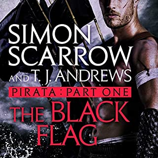 Pirata: The Black Flag audiobook cover art