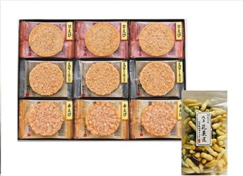 桂新堂 けいしんどう 炙り焼き 詰め合わせ (27袋入り)+国産もち米あられ1個セット