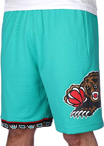 Mitchell & Ness Vancouver Grizzlies 1996-97 Swingman NBA Shorts, L
