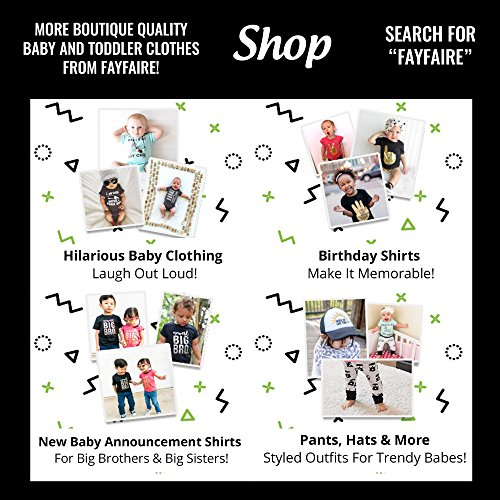 Product Image 5: Fayfaire Baptism Gifts for Boys   Girls Christening Outfit Bodysuit   Blessed NB-2T