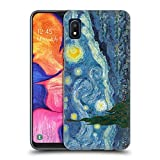 Head Case Designs Officially Licensed Masters Collection Starry Night 1889 Paintings 1 Hard Back Case Compatible with Samsung Galaxy A10e (2019)