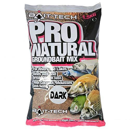 Bait Tech Pro Natural Dark 1.5kg