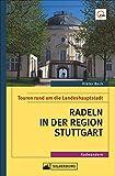 Auf dem Drahtesel in der Region Stuttgart unterwegs. 29 kürzere und längere Tourvorschläge von gemütlich bis anspruchsvoll, mit praktischen Tipps, und ... Touren rund um die Landeshauptstadt