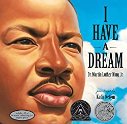 I Have a Dream (book and audio)