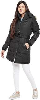 Kosha Womens Fur Hood Parka Jacket