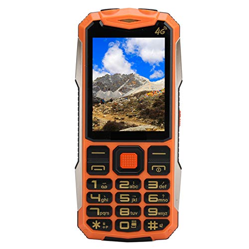 Exliy Teléfono móvil pequeño Teléfono Bluetooth portátil Tarjeta Dual Teléfono móvil con Doble Modo de Espera Teléfono Bluetooth multilingüe(European regulations)