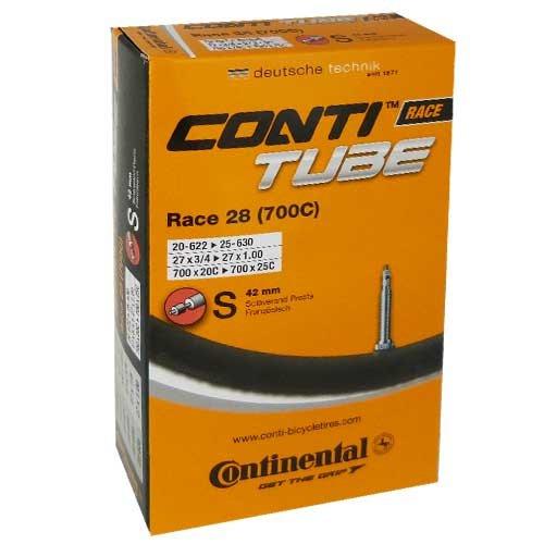 Continental 181781 Corsa Camera dAria, Nero, SV 42 (18/25 - 622/630)