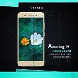 Nillkin Amazing H - Protector de pantalla 9H cristal templado frontal para Huawei Enjoy 5s