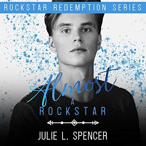 Almost a Rock Star (Christian Edgy Contemporary Fiction) Titelbild