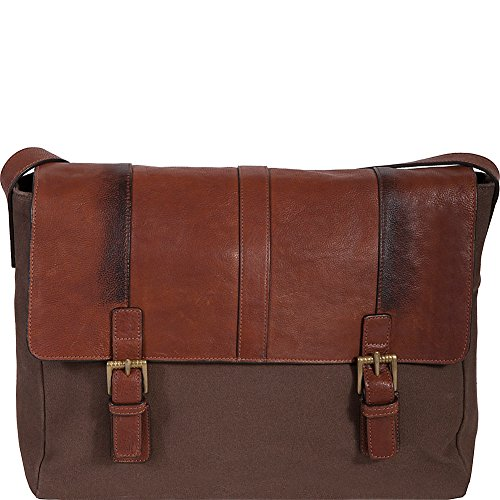 Scully Santa Fe Messenger Bag Tan One Size