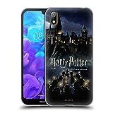 Head Case Designs sous Licence Officielle Harry Potter Château Sorcerer's Stone II Coque en Gel...
