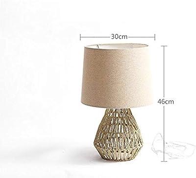 Lamp-In-A-Box TRI-DEC-GRFLW Decor Art 8 x 8 x 14 Green Flowers ...
