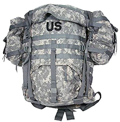 US Military Surplus MOLLE II Rucksack Backpack