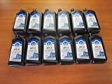 Mopar Twelve Quarts of Automatic Transmission Fluid + 4 New OEM