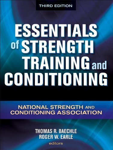 [ ESSENTIALS OF STRENGTH TRAINING AND CONDITIONING:...